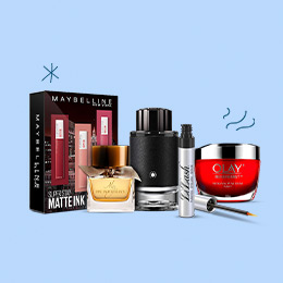 Gifts for the beauty addicts