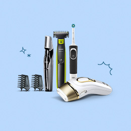 Beauty & grooming gadgets