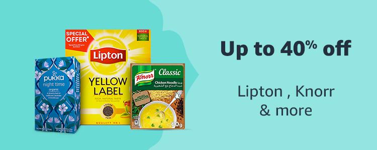 Lipton ,Knorr & more