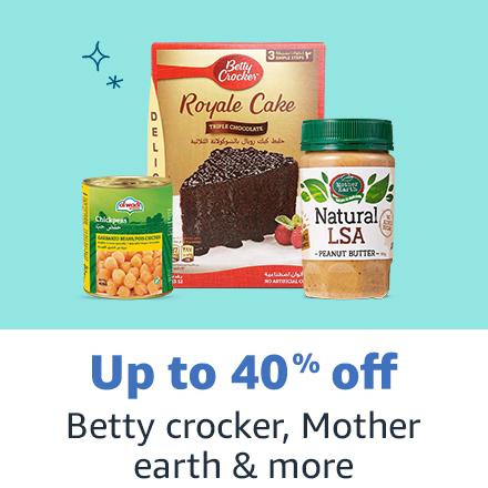 Betty crocker, Mother earth & more