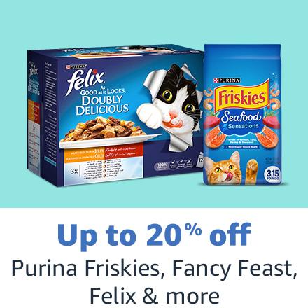 Purina Friskies, Fancy Feast, Felix & More