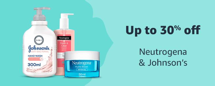 Neutrogena & Johnson's