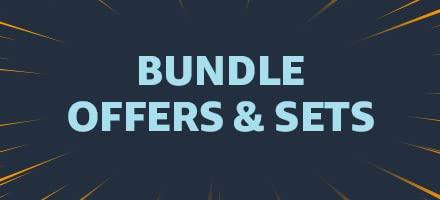 Bundle offers & sets