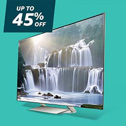 Top deals on TVs