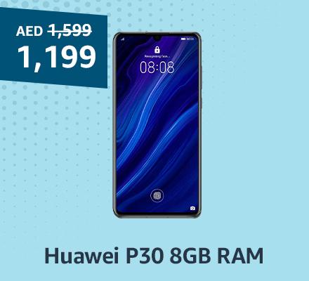 Huawei P30 8GB RAM