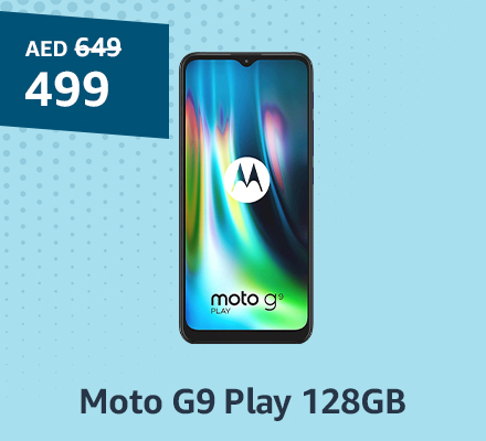 Moto G9 Play 128GB