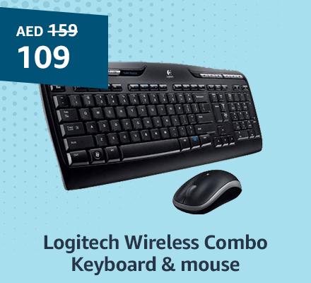 Logitech Wireless Combo
