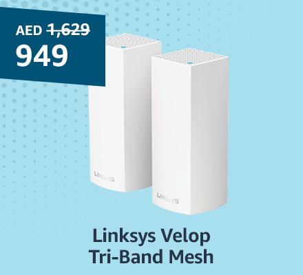 Linksys Velop Tri-Band Mesh