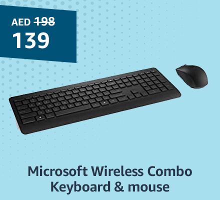 Microsoft Wireless Combo