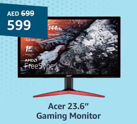 "Acer 23.6"" Gaming Monitor"