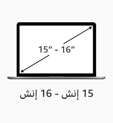 "15 - 16"""