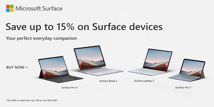 Surface devices