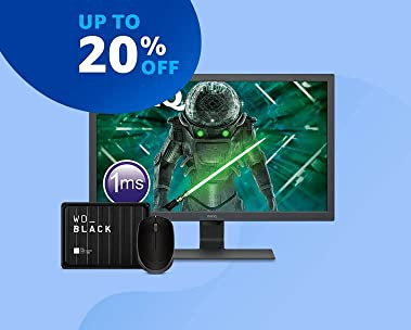 PC Accessories | Up to 20% off
