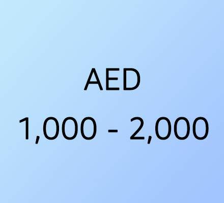 1000 - 2000
