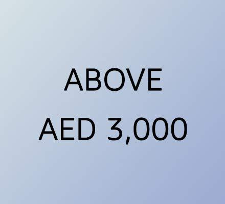 Above 3000