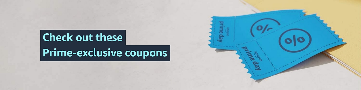 Check out these Prime-exclusive coupons