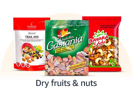 Dry Fruits &Nuts