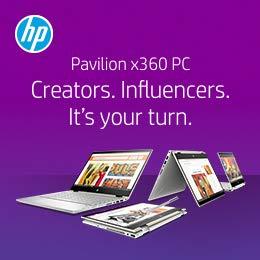 Pavilion x360 PC