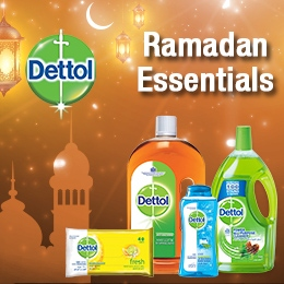 Dettol home and personal care