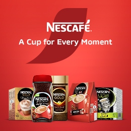 Nescafe - A cup for every moment