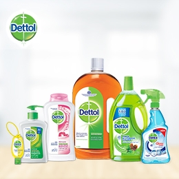 Dettol Home & Personal Care