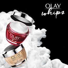 عناية فائقة خفيفة على البشرة - Olay whips