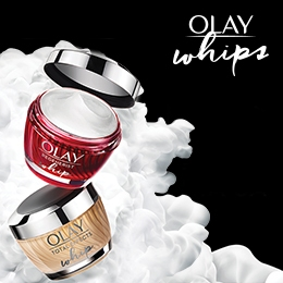 Ultimate skin care light as air - Olay whips