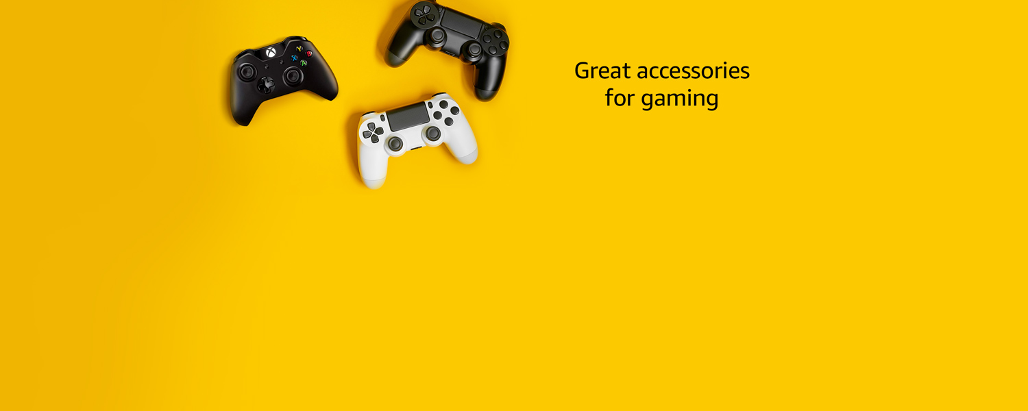 Great accessories for gaming