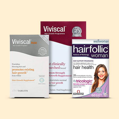 Hair Care Supplements
