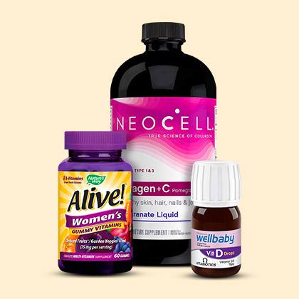 Multi-Vitamins