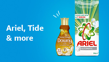 Ariel, Downy & more