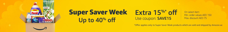 Super Saver Week
