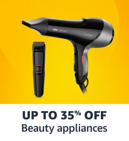 Beauty appliances