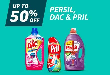 Persil, DAC & Pril
