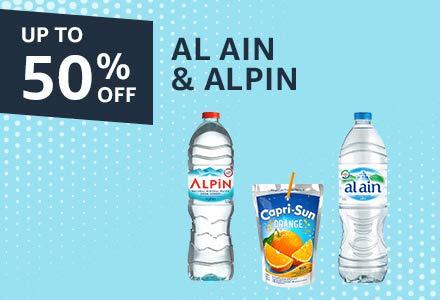 Al Ain & Alpin
