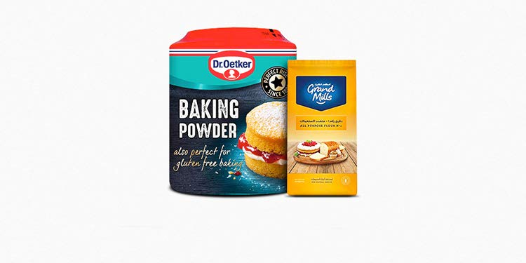 Baking Ingredients Bakery