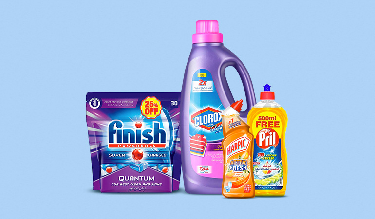 Buy Cleaning Supplies online at Best Prices in UAE | Amazon ae