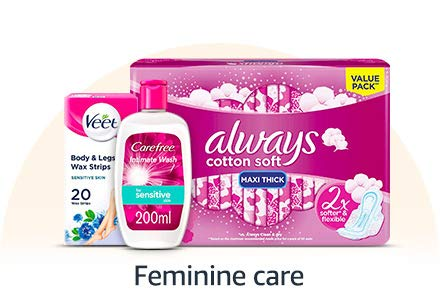 Feminine care