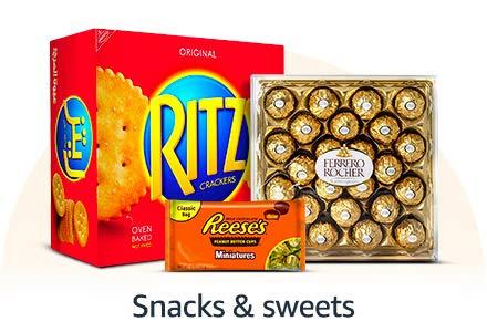 Snacks & sweets
