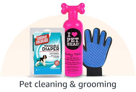 Pet cleaning & grooming
