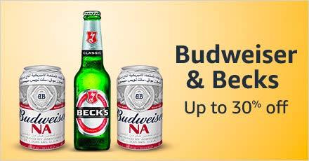 Budweiser & Becks