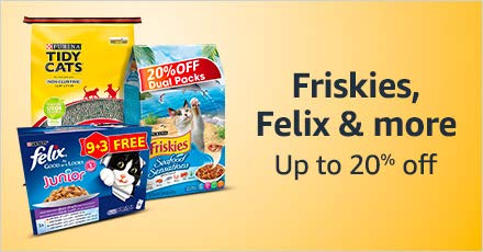 Felix, Friskies & more