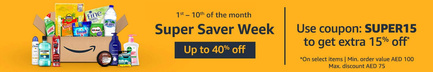 Super Saver Week