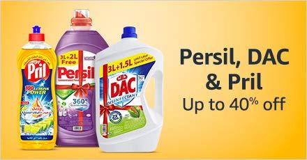 Persil, Dac& more