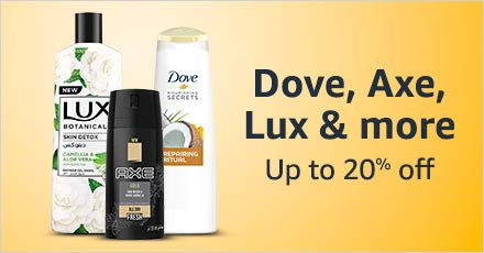Dove, Axe, Lux & more