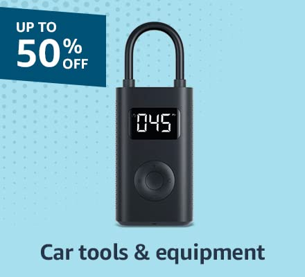 Car tools & equipment