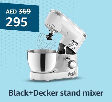 B+D stand mixer