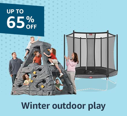 Winter outdoor play