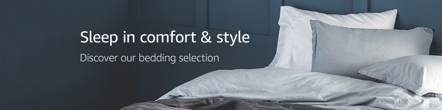 Sleep in comfort and style