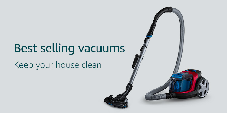 Best-selling vacuums